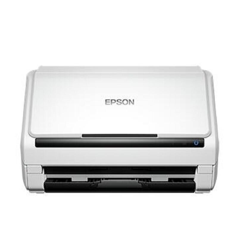 爱普生(EPSON)DS-530 A4馈纸式高速彩色文档扫描仪
